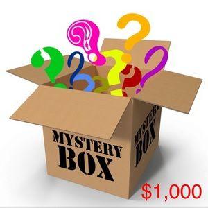 $1,000 Mystery Box Bundle